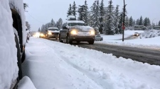 Snowfall warning, snow, weather, snowfall, heavy s