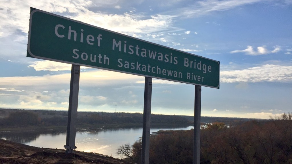 Chief Mistawasis Bridge