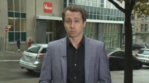 La Presse columnist Paul Journet