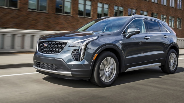 Edmunds Rounds Up Latest Small Luxury Suvs Ctv News Autos