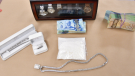 Drug bust by London police on Oct. 2, 2018. (Supplied)