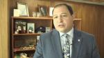 Sault's incumbent mayor Christian Provenzano