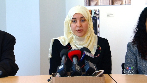 Court: Muslim woman deserved audience