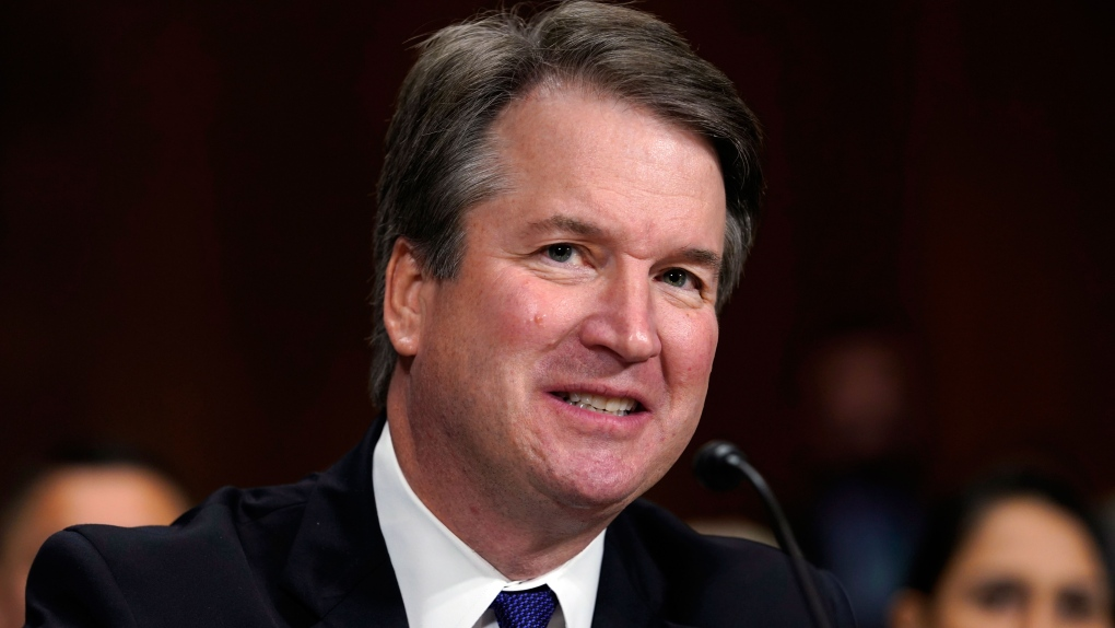 U.S. Democratic presidential candidates call for Kavanaugh's impeachment