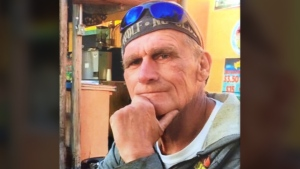 Brian Childs, 61, was found dead inside a locked washroom at the Health Sciences Centre in Winnipeg on Aug. 31.