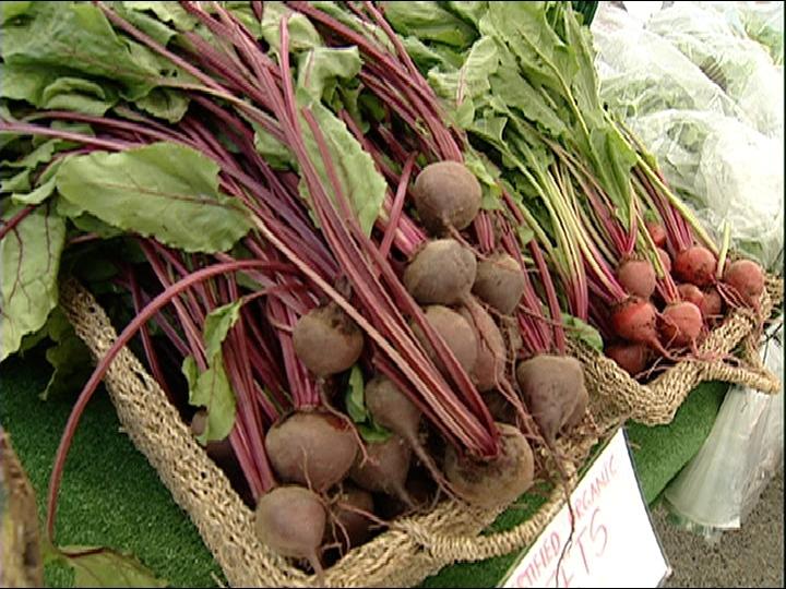 olsen farmers' market