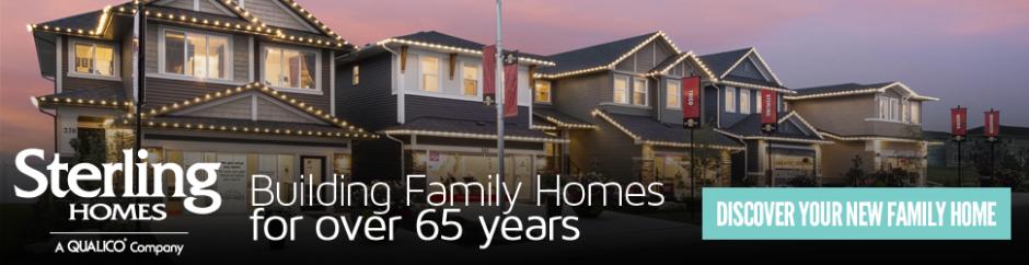Sterling Homes Billboard