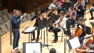 Metropolitan Orchestra's autumnal sounds
