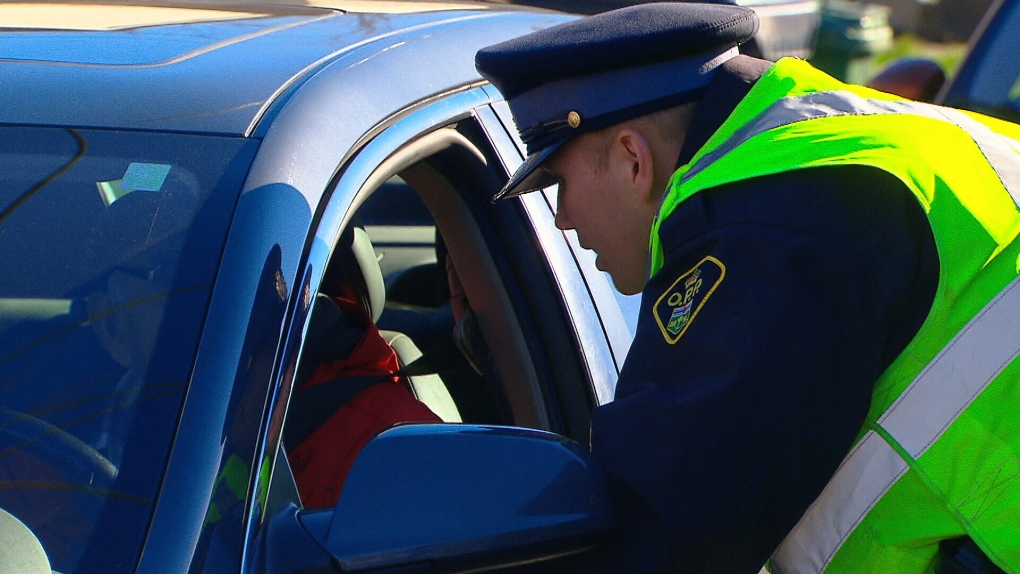 Essex County OPP officers hand out 73% more charges in Easter traffic blitz