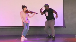 What's On: Krumping at Gutta Zone