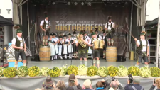 Oktoberfest opening ceremonies
