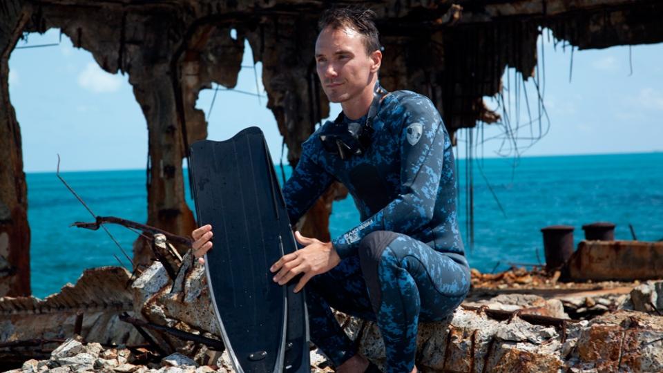 'Sharkwater Extinction' director Rob Stewart (Courtesy: Sharkwater Extinction)