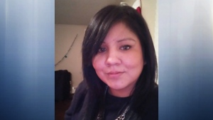Lindsay Marie Jackson, 25, is seen in an undated photo released by RCMP on Monday, October 1, 2018. Supplied.