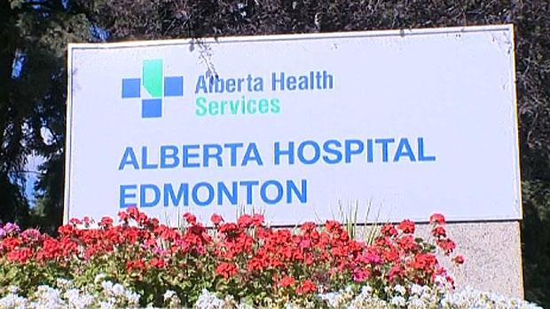 Alberta Edmonton Hospital