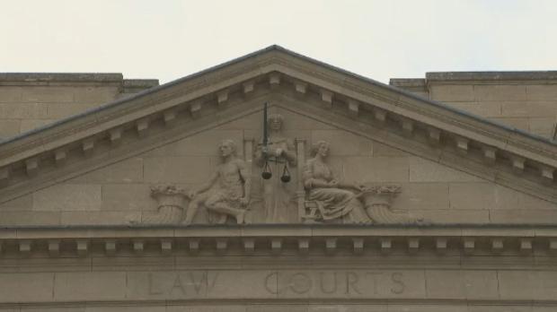 Manitoba law court building