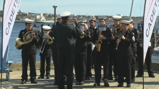 In Halifax, Cadets hosted boat rides, musical performances and interactive displays on the Waterfront to celebrate Cadet Day.