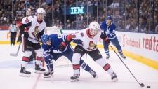 Ottawa Senators' Dylan DeMelo