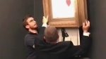 CTV National News: Banksy artwork self-destructs