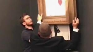 CTV National News: Banksy artwork self-destructs