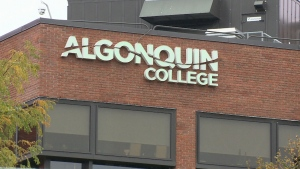 Algonquin College is cancelling all events until the end of June because of the COVID-19 pandemic.