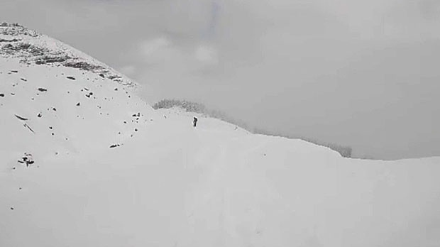 Mike Kopang with Kananaskis Public Safety says that it's been a unique situation in the mountains over the past week, but there are still lots of hidden dangers.