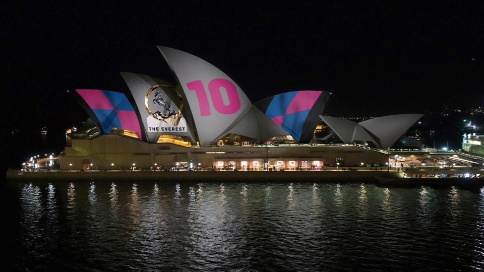 Sydney Opera House ad