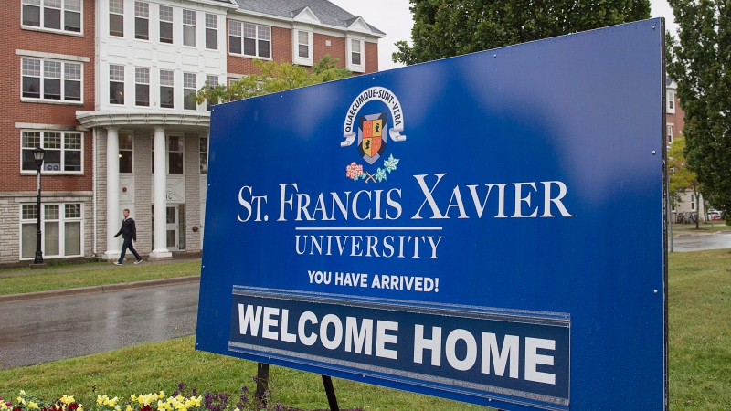 St. Francis Xavier University is one of many Atlantic Canadian universities reporting a decline in international and first-year student enrollment.