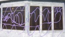 Sailors Memorial vandalism