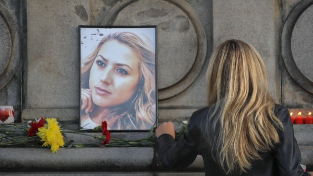 Man Arrested In Germany Charged With Bulgarian Journalist's Rape, Murder