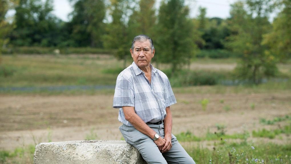 Kahnawake Grand Chief Joe Norton