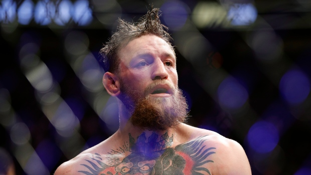 McGregor suspended from UFC on medical grounds