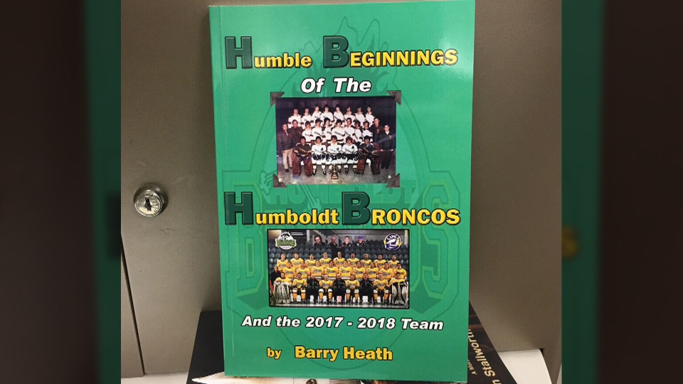 'Humble beginnings of the Humboldt Broncos and the 2017-2018 team' by Barry Heath