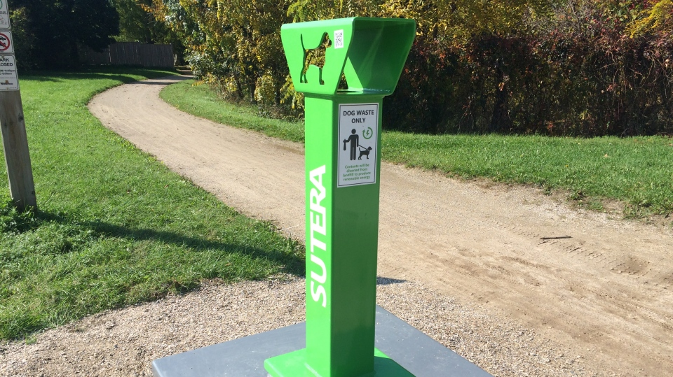 The City of Waterloo has expanded its dog waste recycling program after a successful pilot.