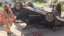 CTV London: After school collision