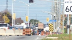 Major construction comes to Woodlawn Road