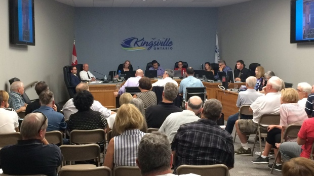 Kingsville council