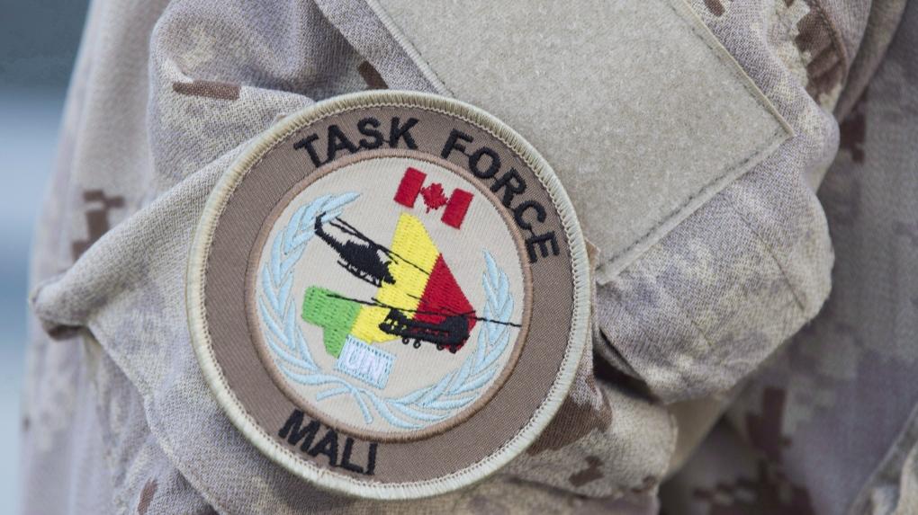 Mali Canada peacekeeping
