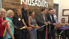 The grand opening for KidsAbility in Guelph