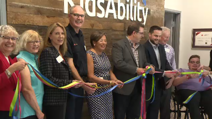 KidsAbility celebrated the grand opening of its Guelph location on Wednesday.