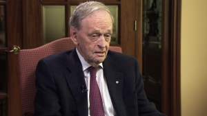 Power Play: One-on-one with Jean Chretien