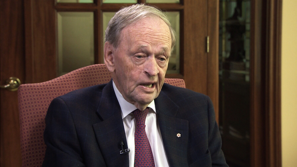 Former prime minister Jean Chretien sat down with CTV Power Play Host Don Martin.