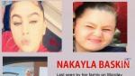 11-Year-old Nakayla Baskin found safe