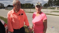 Jerry Power, 59, and Sandra Graham, 57