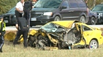 Wrong way driver killed on Highway 401