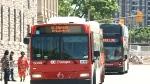 LRT delayed, OC Transpo changes bus routes
