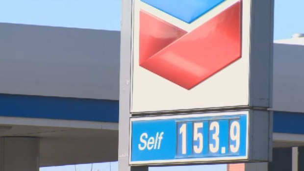 gas prices victoria