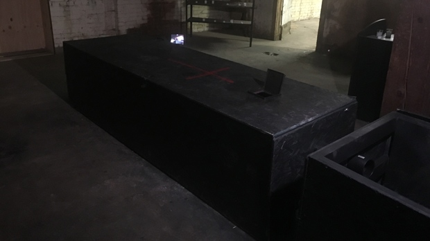 Coffin from coffin game