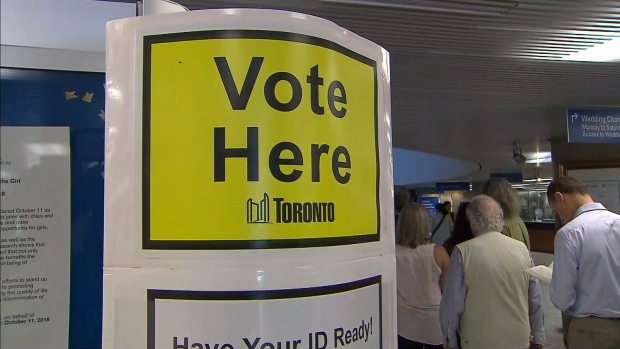 LIVE UPDATES: Highly-contested GTA races   CTV News Toronto