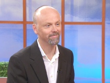 Dr. Michael Gardam, director of infection prevention and control at the University Health Network, speaks on CTV's Canada AM, Friday, July 3, 2009.
