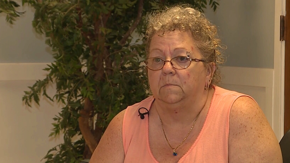Cindy Torok says she had a letter from her doctor and a letter from the Americans with Disabilities Act before bringing her emotional support squirrel on board.